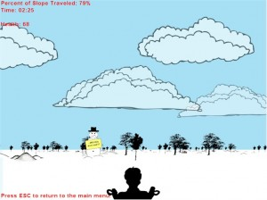 Escape from Tibet Screenshot