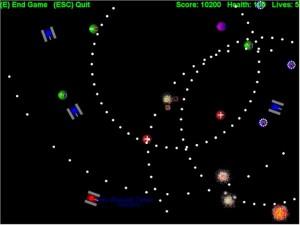 Tank Game Screenshot